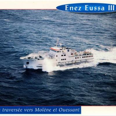 Enez Eussa Iii La Traversee Editions Yca Photo Jm Malgorn